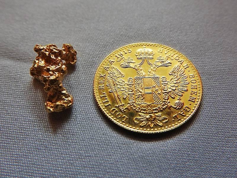 Ricomprare il proprio oro usato