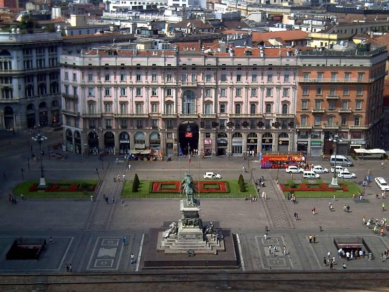 Piazza Duomo - Vendere oro a Milano