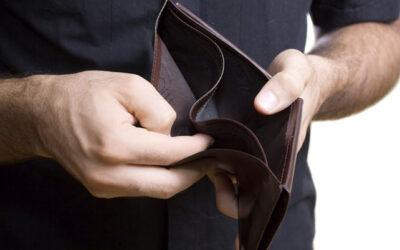 Cosa fare se hai piccoli problemi economici
